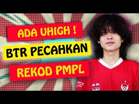 Pecahkan Rekod PMPL, Tak Sia Sia Ambik uHigh – FANS BTR