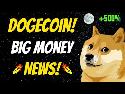 ? NEW DOGECOIN UPDATE! DOGECOIN DROPPING BIG TO RISE! *PREDICTION & NEWS*