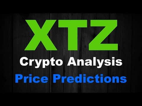 XTZ Coin Price Prediction – Technical Analysis for Tezos Blockchain Smart Contracts, August 2021