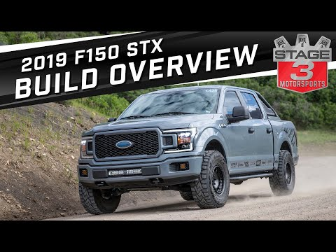 2019 F150 STX 4×4 Off-Road Build Overview