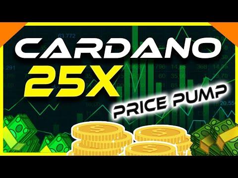 Cardano ADA 25X Price Prediction… Realistic? | Crypto News Today