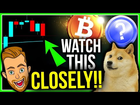 THE MOST IMPORTANT LEVEL FOR BITCOIN BULLS TO HOLD!