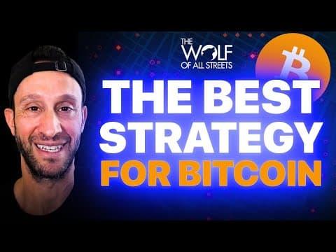 THE BEST STRATEGY FOR BITCOIN | AMERICANS ARE BULLISH ON CRYPTO