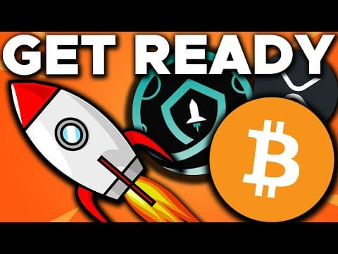 Crypto Holders BRACE YOURSELVES! The Bull Run HAS STARTED!