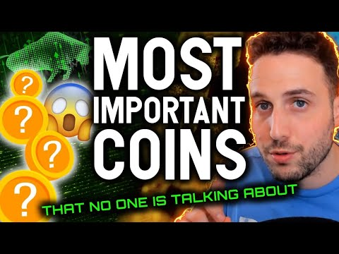 THE MOST IMPORTNAT COINS THAT NO ONE IS TALKING ABOUT   NFT, DeFi & Cryptocurrency News & Insights