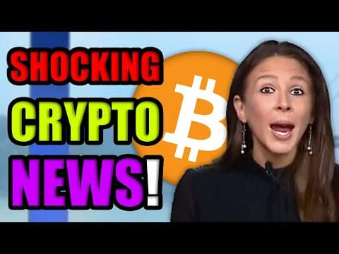 THE SHOCKING BULLISH CRYPTOCURRENCY NEWS NOBODY IS TALKING ABOUT! [CARDANO, BITCOIN, VECHAIN]