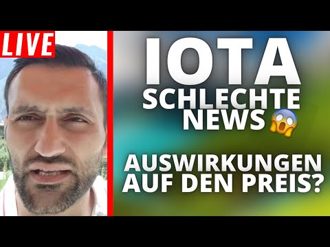IOTA – Explosion trotz Schleier News ? | Stream Highlights