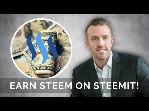 Earn Steem on Steemit!