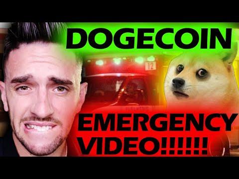 DOGECOIN EMERGENCY VIDEO!!! DONT PANIC!!!!!!!!!!! #DOGECOIN #DOGE #DOGECRASH