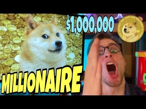 Dogecoin Will MAKE MANY MILLIONAIRES!!!