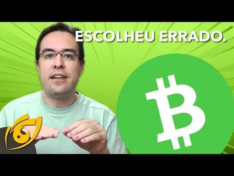Daniel Fraga e o Bitcoin Cash