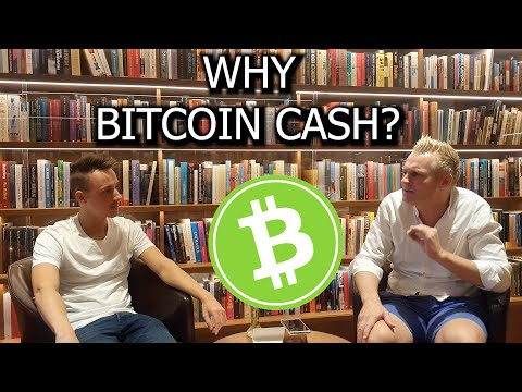 Early Bitcoin Investor Marc De Mesel answers – Why Bitcoin Cash / BCH instead of Bitcoin / BTC