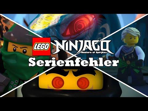 5 KRASSE Serienfehler in Lego Ninjago | feat. Muvigamer | Lego Ninjago Deutsch