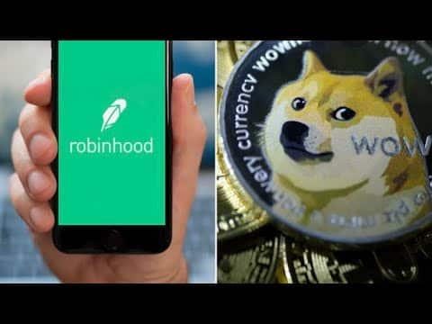 Robinhood's Fate Now Rests With Dogecoin?