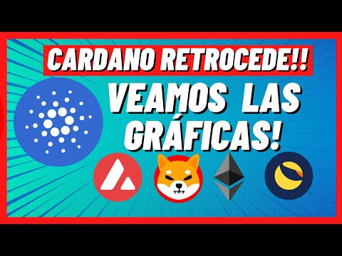 ? CARDANO!?Análisis de PRECIOS ▶ ADA   SHIBA INU COIN   Ethereum  BTC   LUNA Criptomonedas ESPAÑOL ✅
