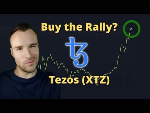 Tezos at $5.00 – Ride the Wave now? Tezos Price Prediction and Technical Analysis for XTZ Tezos Coin