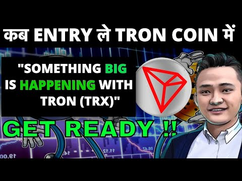 Something Big is Happening with TRX and BTT | TRON Coin Price Prediction