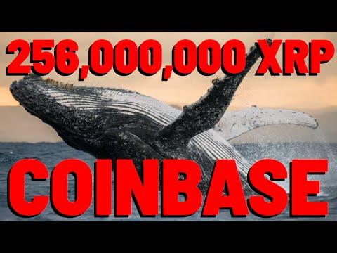 Coinbase Transfers 256 MILLION XRP, Despite NO LONGER TRADING The Coin On Their Platform