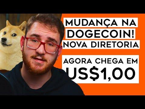 BOMBA! A DogeCoin Foundation VOLTOU e com ela o preço pode DECOLAR! DOGE criptomoeda promissora 2021