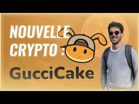 GUCCICAKE : Le nouveau DogeCoin ?