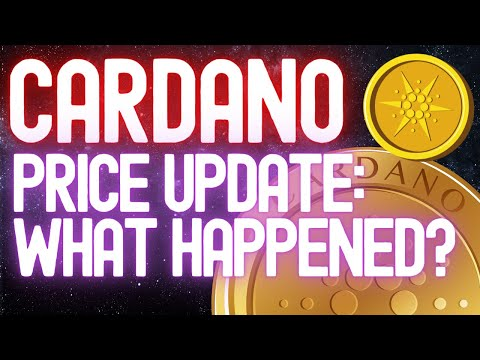 Cardano ADA Price News Today – Further Consolidation! Technical Analysis!