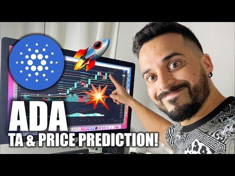 Cardano ADA Technical Analysis & Price Prediction – Short Term TA