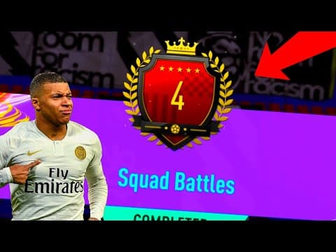 OMG NOT 1ST IN THE WORLD SQUAD BATTLES REWARDS BECAUSE FIFA 21 IS BROKEN!!