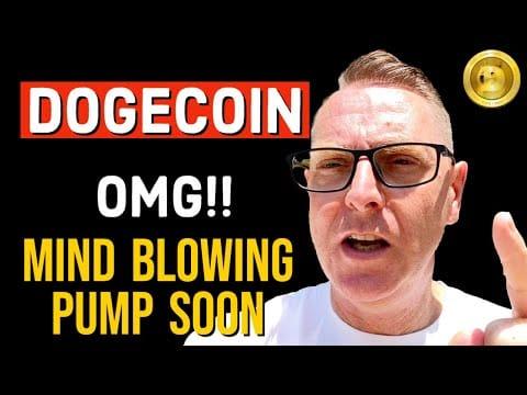 DOGECOIN OMG!!! MIND BLOWING PUMP SOON! NEWS & PRICE UPDATES!!