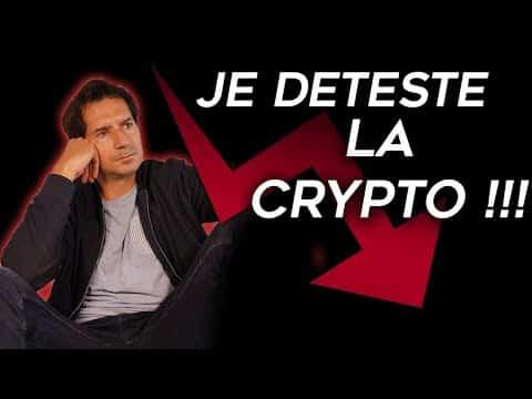 5 RAISONS POURQUOI JE DETESTE LA CRYPTO !!! ?