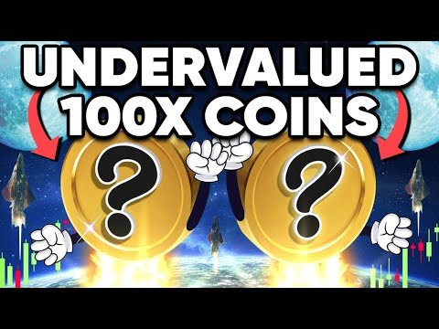 Top (2) ALTCOINs That Are Still Undervalued? 100x or Even More!?