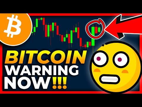 WARNING SHOTS FIRING on BITCOIN NOW!!!!! Bitcoin Price Prediction 2021 // Bitcoin News Today