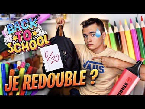 BACK TO SCHOOL 2021 !!! (je redouble ?)
