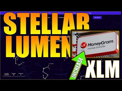 Stellar Lumens Price Prediction – XLM PRICE UPDATE! – XLM Price Prediction – Stellar Lumens Coin!