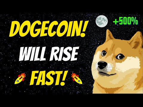 ? NEW DOGECOIN UPDATE! DOGECOIN WILL RISE FAST! *PREDICTION & NEWS*