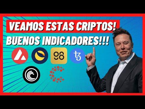 OJO!??▶Analisis tecnico AVALANCHE  LUNA COIN 98 TEZOS BITTORRENT CASPER ✅ PRECIOS CRIPTOMONEDAS HOY