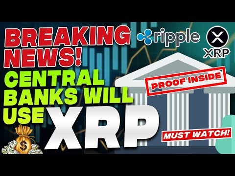 Ripple XRP News – Central Banks Are About to launch on RippleNet & Use XRP! XRP Crucial Price Target