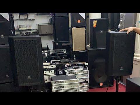 Téc chất âm loa Jbl STX 812 m Mỹ tuyển chọn  bao phòng  25-40 mv