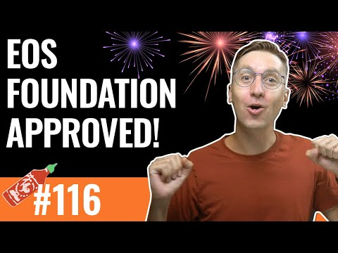 Pillars of the EOS Foundation, EOS Wallet Progress, WAX on Binance and More!