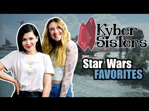 Kyber Sisters –Star Wars Favorites & The Bad Batch Finale (Ep. 14)