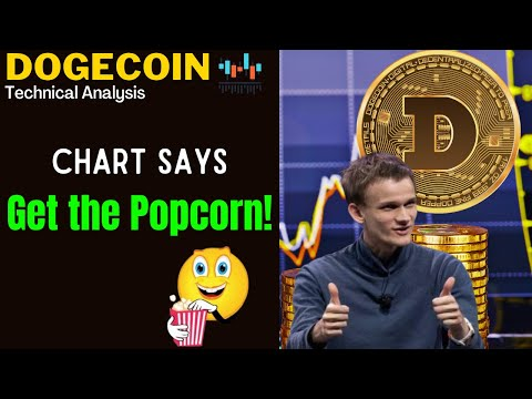 GRAB THE POPCORN DOGECOIN IS HEADING UP! DOGECOIN PRICE PREDICTION. SHOULD I BUY DOGE BELOW $0.30?
