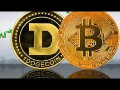?URGENT? Bitcoin and Dogecoin Massive Cup and Handle Breakout
