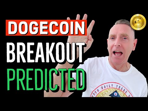 DOGECOIN BREAKOUT PREDICTED!! LATEST NEWS NOW & PRICE UPDATES! #doge #ada #sol #btc #eth