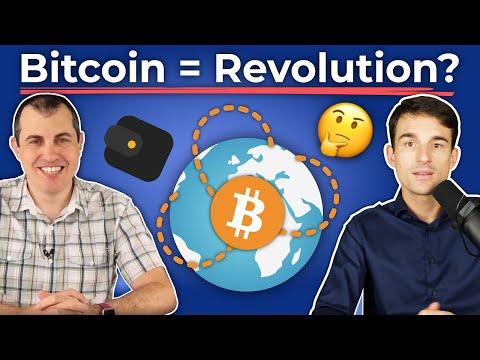 Bitcoin: Revolution des Geldsystems oder digitales Gold?   Andreas M. Antonopoulos Interview 1/2