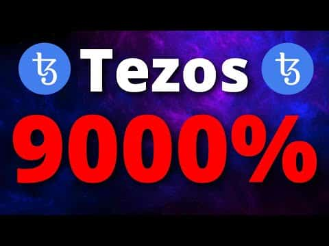 Tezos Price Predictions – WHY IT WILL DO A 9000% SOON?? – Tezos XTZ Price Predictions