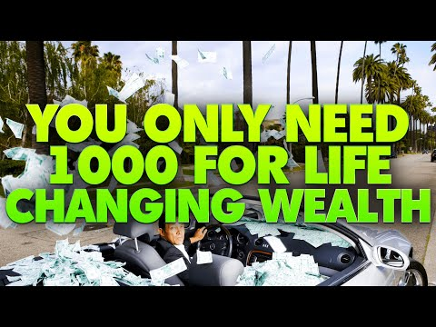? Ripple XRP HERE'S WHY YOU ONLY NEED 1,000 TO GET RICH ? $1K-$10K XRP!