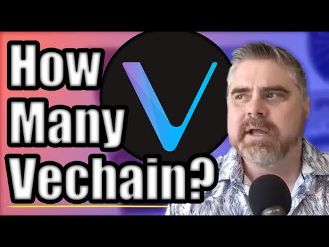 How Much Vechain (VET) Do You Need To Become A Cryptocurrency Millionaire?   BitBoy Crypto