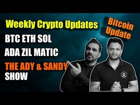 क्या धमाल मचाएंगे यह Alts. Weekly Crypto Update With Ady & Sandy