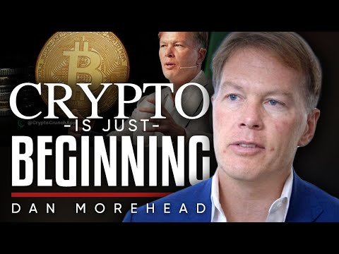 WHY THE CURRENT CRYPTO GROWTH IS JUST THE BEGINNING ? Dan Morehead ? Episode 1/2