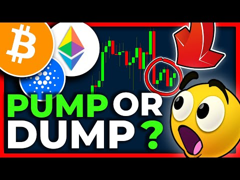 ?DUMP INCOMING on BITCOIN NOW??? Bitcoin & Ethereum Price Prediction 2021 // Crypto News Today