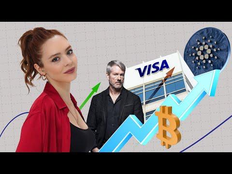 Rekor Kıran Cardano (ADA Coin), Kurumsal Bitcoin Alımı ve Daha Fazlası | Melis Hazal Karagöz